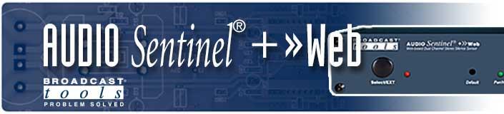 Audio Sentinel WEB Plus