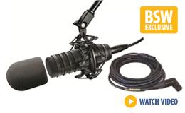 Audio Technica BP40 Package