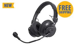 Audio Technica BPHS2 Stereo Broadcast Headset