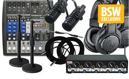 BSW Internet Radio Going Pro Kit Dual