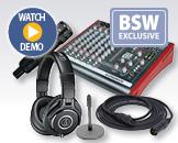 BSW Internet Radio Package