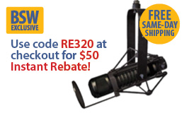 Electrovoice RE320 Package