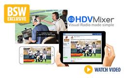 HDVmixer HDV Sports Package