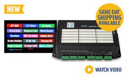 Henry Engineering SAM - Systems Alert Monitor