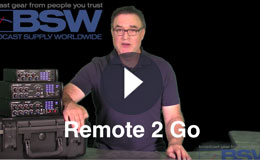 Remote2Go Packs