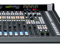 picture of Wheatstone LX-24 modular control surface