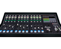 picture of Wheatstone E1 console package