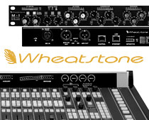 collage of Wheatstone products