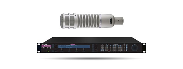 Orban 5500i with FREE EV RE20 Microphone