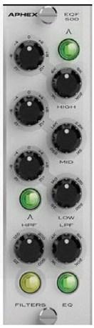 Aphex EQF-500 Module