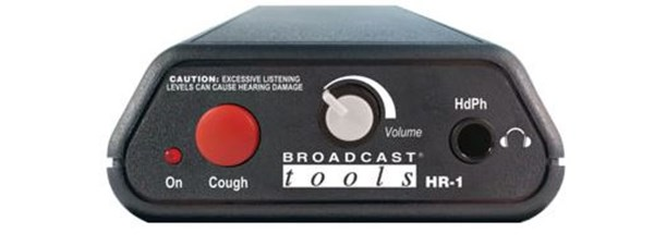 Broadcast Tools HR-1