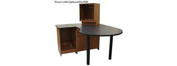 Graham Studios Radio Desk 3l Rd 36 Broadcast Furniture