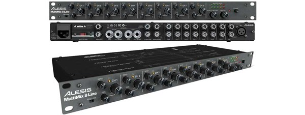 MULTIMIX8LINE