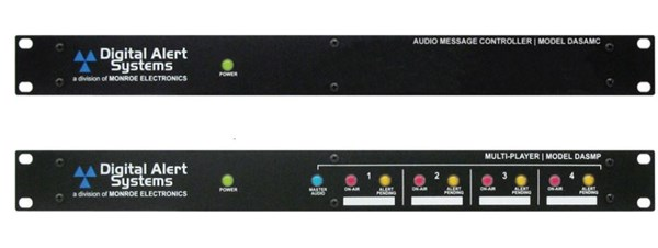 Digital Alert Systems DAS Audio Managment System