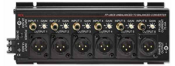 RDL FP-UBC6