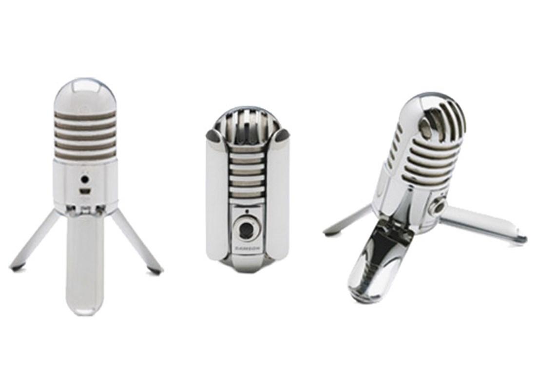 samson meteor usb studio microphone. Black Bedroom Furniture Sets. Home Design Ideas