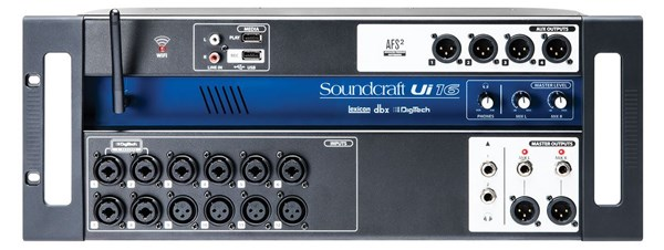 Soundcraft UI-16