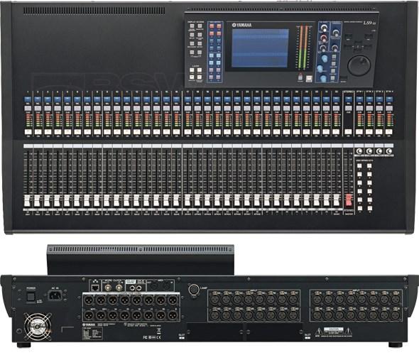 Yamaha ls9 slots