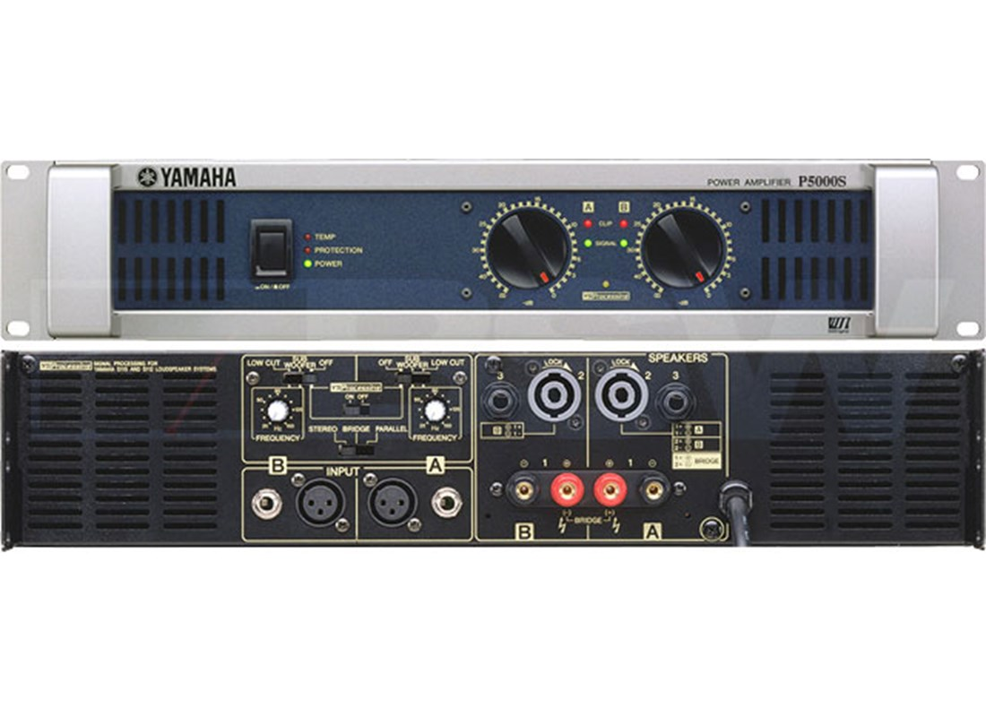 Yamaha Ps Power Amp
