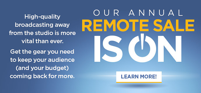 BSW Remote Sale