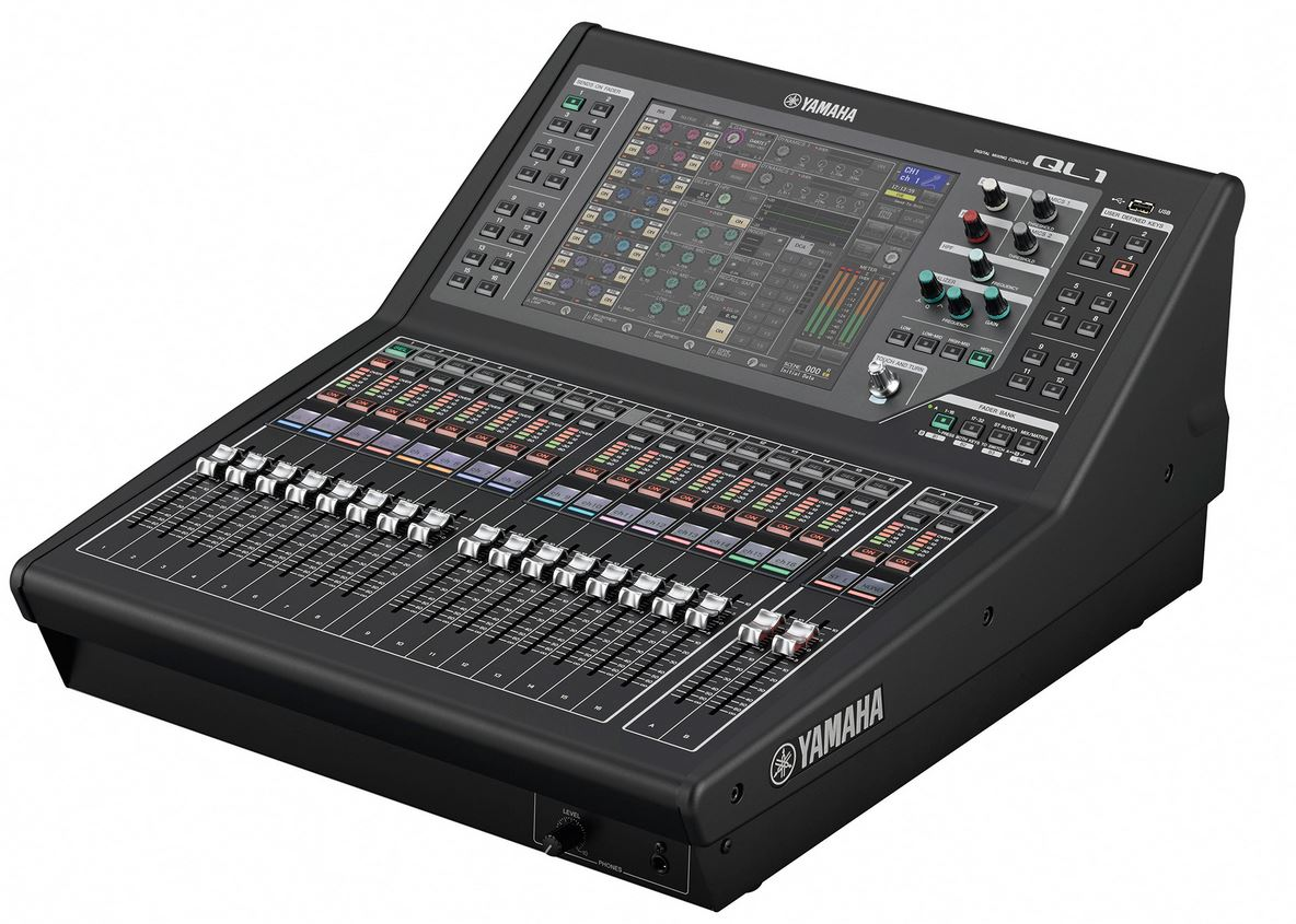 Yamaha ql1 for Yamaha cl mixer