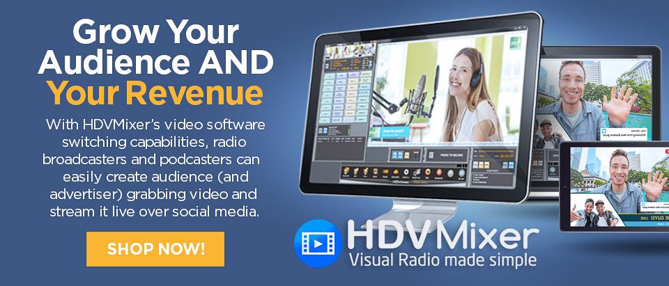 HDVMixer