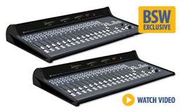 Audioarts Lightning Console Promotion
