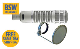 Electro-Voice-RE20-with-Free-Pop-Filter