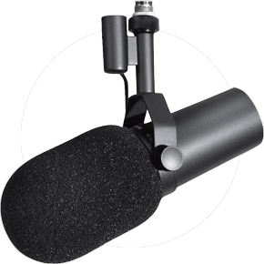 picture of SM7B Broadcast Mic