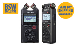 TASCAM Recorder B-Stock Sale