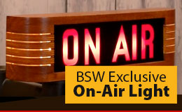 BSW On-Air Light