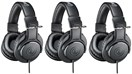 Audio Technica ATHM20X 3 Pack