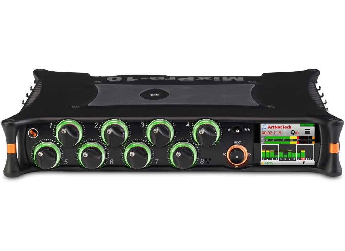 Sound Devices Mixpre 10m Electronic Projects Headphone Limiter 10mpic1