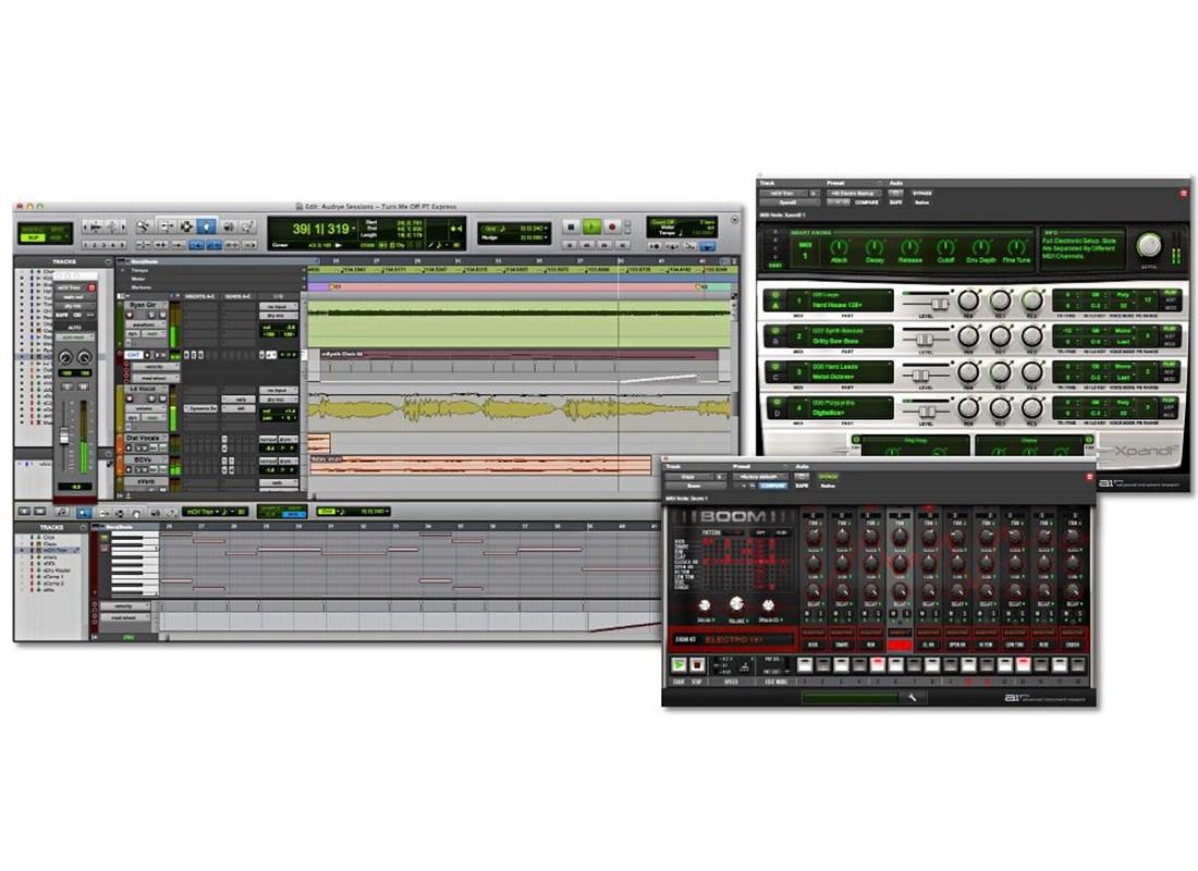 pro tools 9 downloads