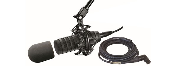 Audio Technica BP40 Package