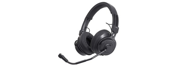 Audio Tecnica BPHS2C Stereo Broadcast Headset