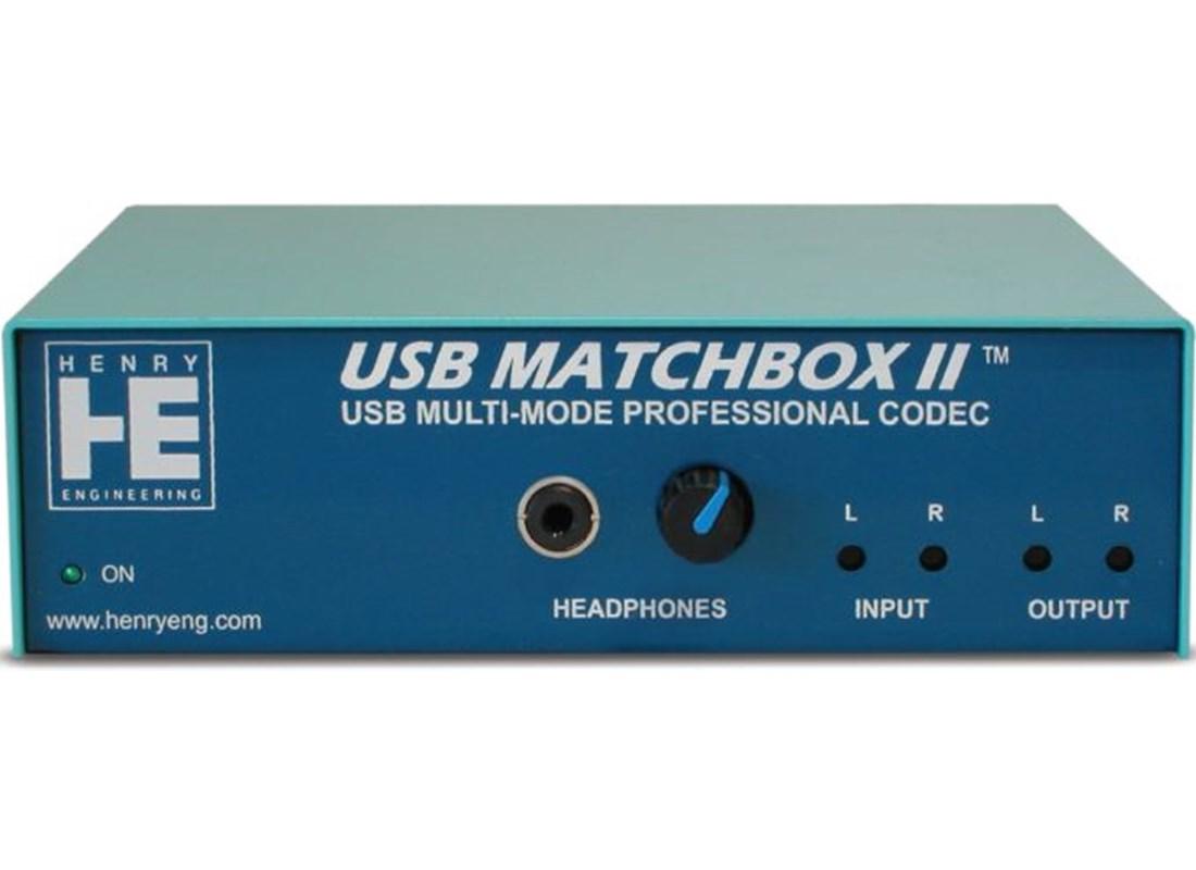 Henry Engineering USB Matchbox-II