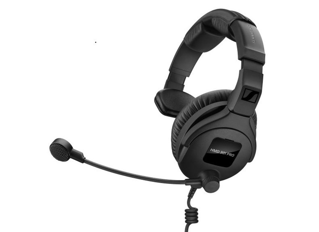 fcbfe8fd699 BSW PART: HMD301PRO. Sennheiser HMD301PRO without Cable