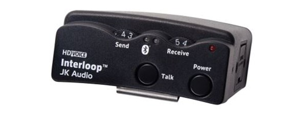 JK Audio Interloop with HD Voice