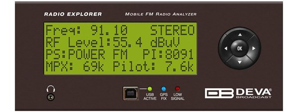 DEVA Broadcast Radio Explorer
