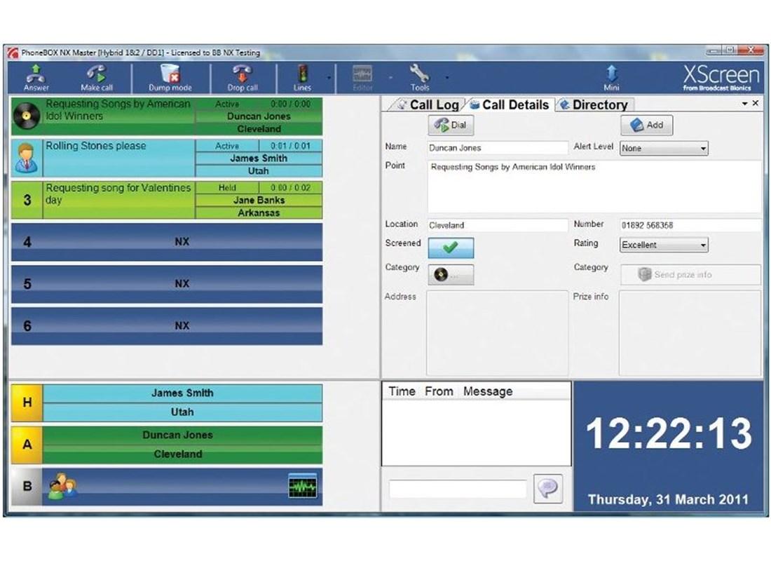 Telos HX6 Talkshow System-POTS