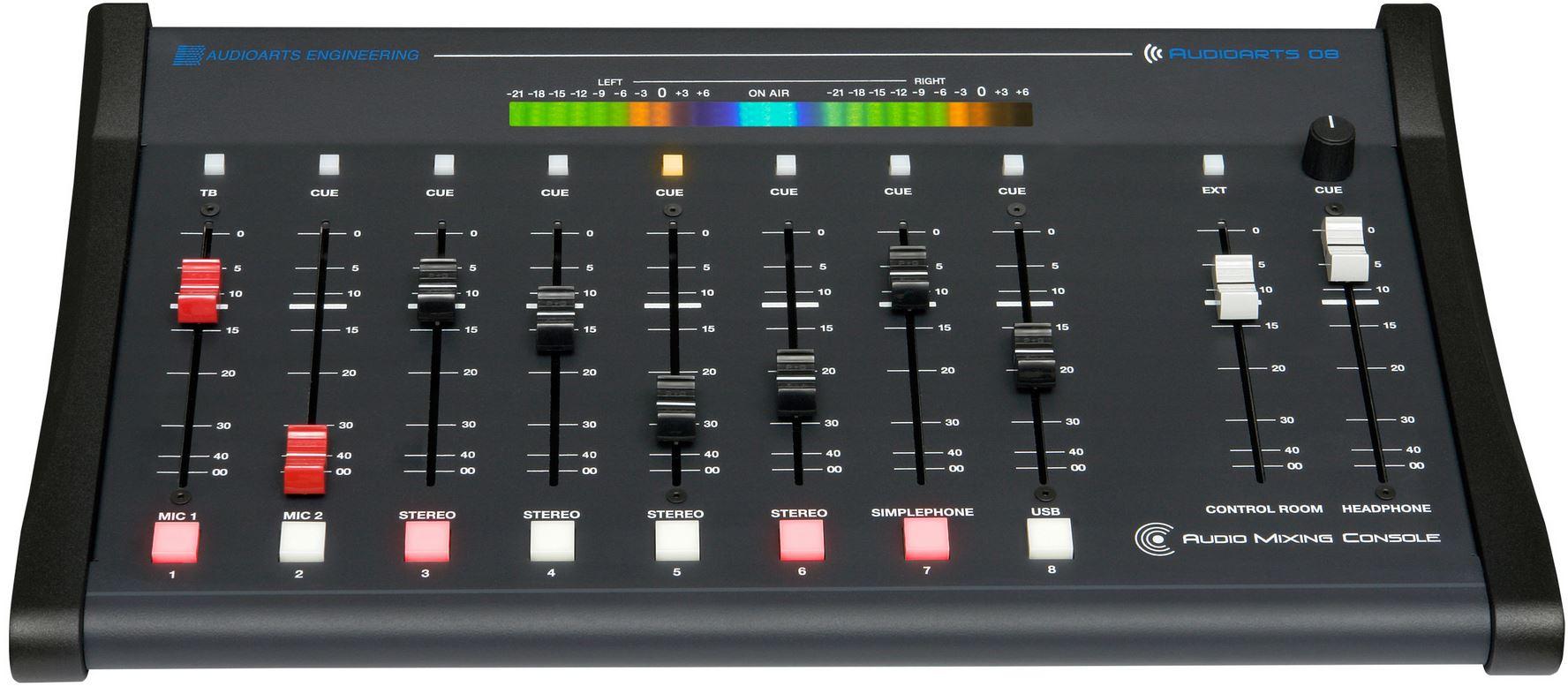 Audioarts 08 Console
