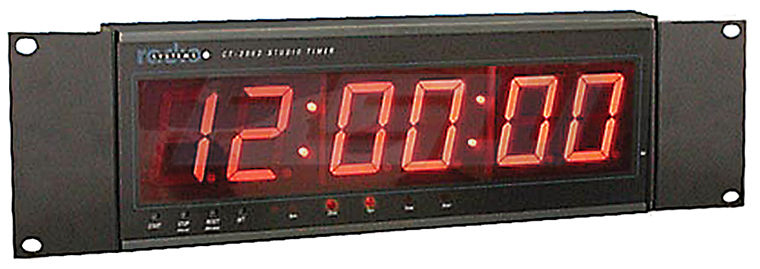 products in clocks and timers broadcast on bsw